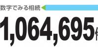 数字でみる相続 1,064,695件
